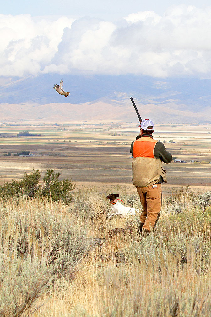 Hunt Southern Idaho Western Spirit Ranches World Class